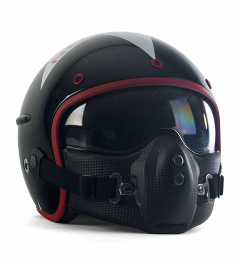 casque moto optez pour le casque vintage. Black Bedroom Furniture Sets. Home Design Ideas