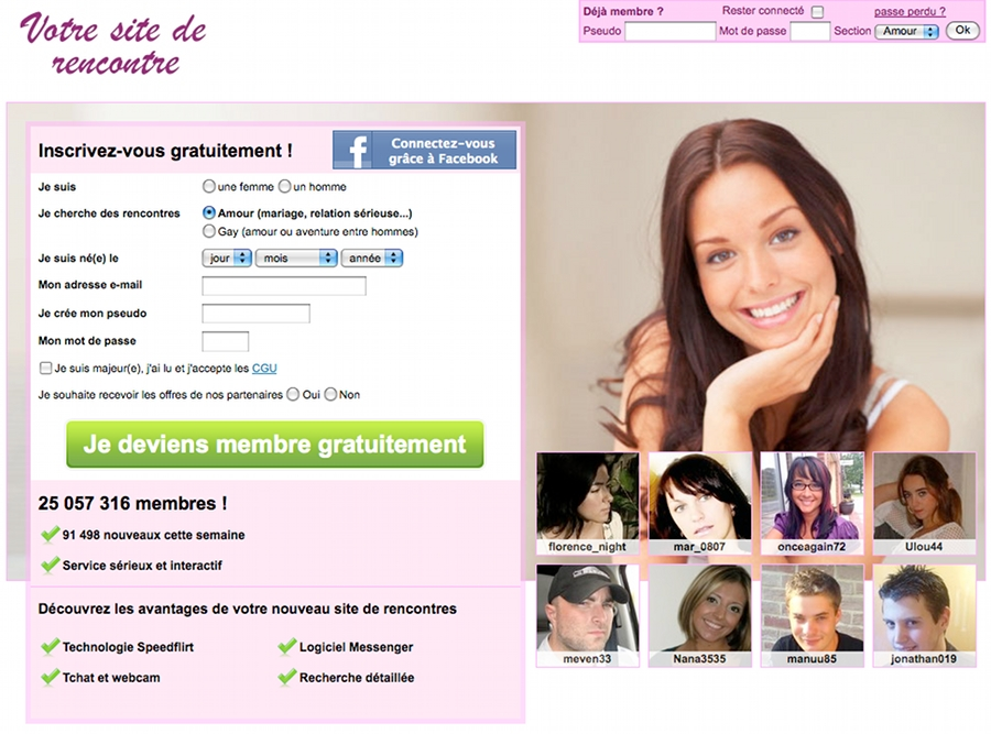 site rencontre cougar forum